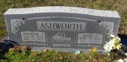 Andrew Jackson Ashworth, Sr