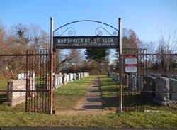 Warshaver Relief Association Cemetery