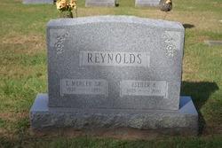 Esther <I>Krantz</I> Reynolds
