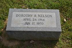 Dorothy R. Nelson