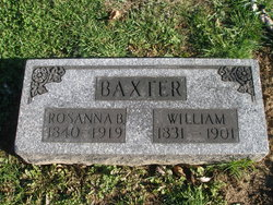 Rosanna B <I>Britt</I> Baxter