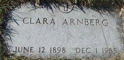 Clara <I>Johnson</I> Arnberg