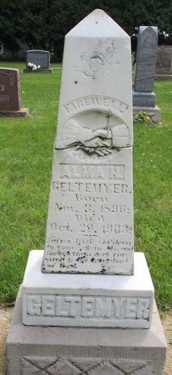 Alma Henriette Sophie Geltemyer