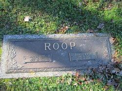 Anna Lee <I>Hulen</I> Roop
