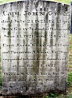 Capt John Gray