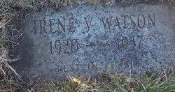 Irene Vivian Watson