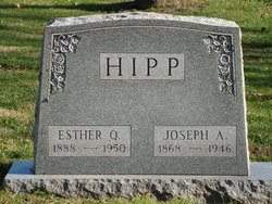 Esther Queen <I>Price</I> Hipp
