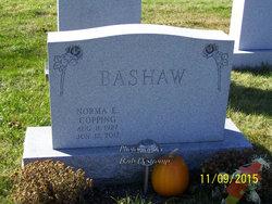 Norma E. <I>Copping</I> Bashaw