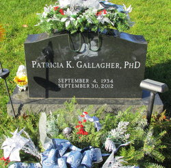 Patricia K <I>Wylie</I> Gallagher
