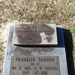 Franklin Burton Watkins