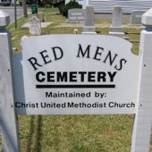 Red Mens Cemetery