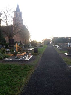 Friedhof Essingen