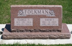 David Izatt Folkman Sr.