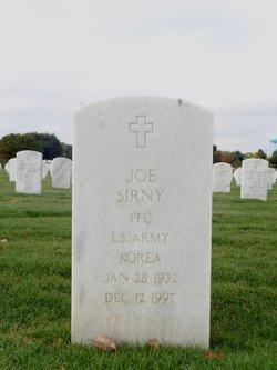 Joe Sirny