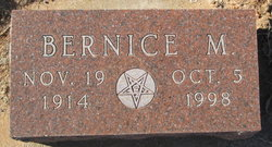 Bernice Mildred <I>Irish</I> Thurman