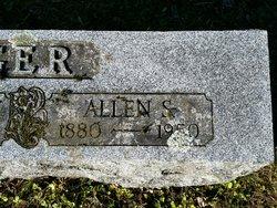Allen S Bolger