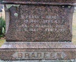 Sarah C. <I>Merrill</I> Bradeen
