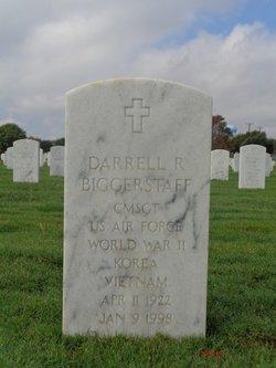 Darrell R Biggerstaff