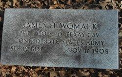 James H Womack