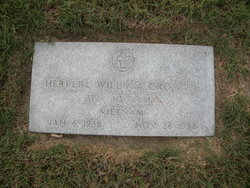 Herbert William Crowell