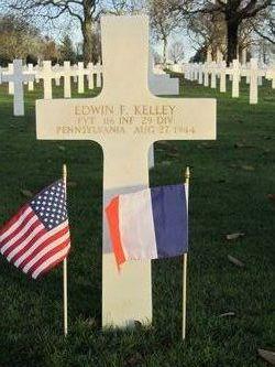 Pvt. Edwin F Kelley