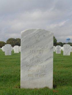 Alexander Fekety