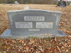 M L Atchley