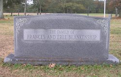 Frances Elizabeth <I>Fuller</I> Blankenship