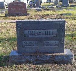 Bertha <I>Klatt</I> Broyhill