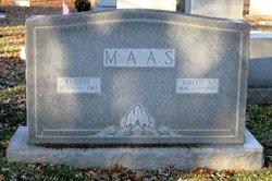 Edith <I>Stern</I> Maas