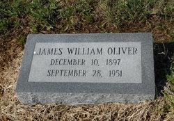 James William Oliver