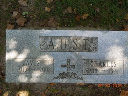 Avis Helen <I>Rogers</I> Aust