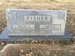 "Myrtle Jane ""Mirtie"" <I>Hittson</I> Fisher"