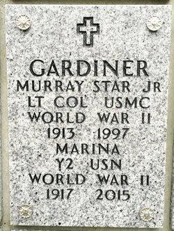 Murray Star Gardiner, Jr