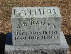 J W Bailey