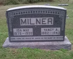 Ida May <I>Arrington</I> Milner