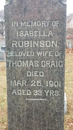 Isabella Robinson