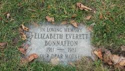 Elizabeth Everett Bonnaffon