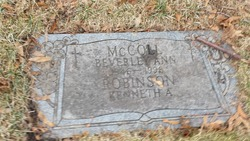 Beverley Ann McColl