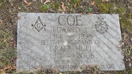 Edward John Coe