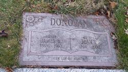 James B Donovan
