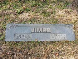 Olive Gertrude <I>Downing</I> Hall