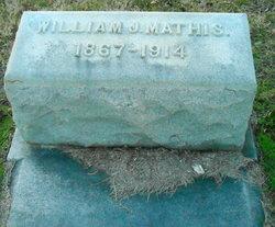 William John Mathis