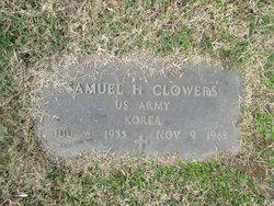 Samuel H Clowers