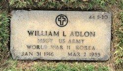 William L Adlon