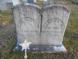 Harriet <I>Sanborn</I> Whittier