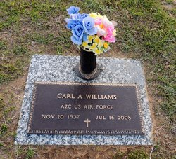 Carl A. Williams