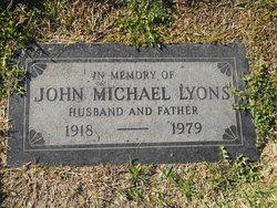 John Michael Lyons