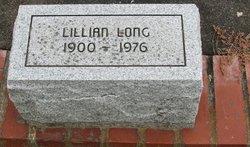Evie Lillian <I>Ward</I> Long