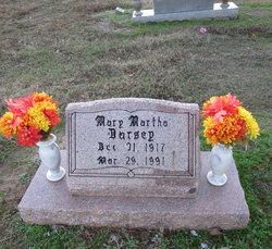 Mary Martha <I>Murchison</I> Darsey